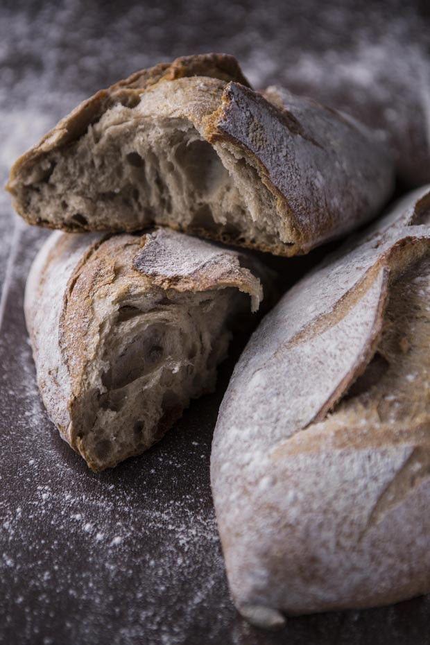 Receita do verdadeiro pão italiano (Foto: Divulgação)