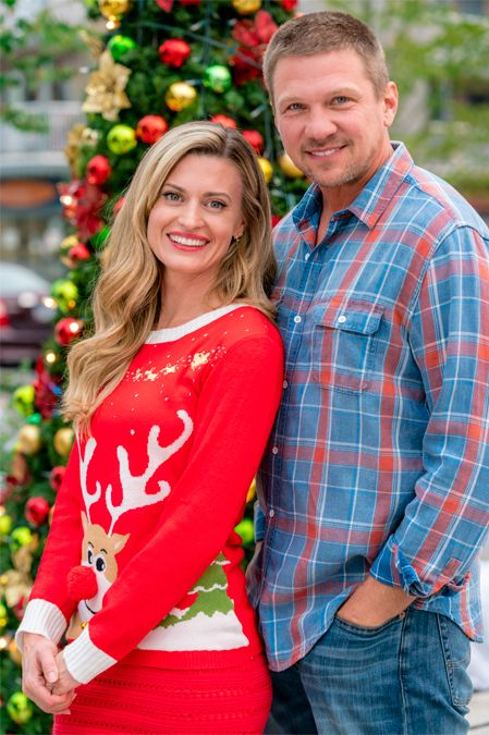 """Its a Wonderful Movie - Your Guide to Family and Christmas Movies on TV: Miss Christmas - a Hallmark Channel Original """"Countdown to Christmas"""" Movie starring Brooke D'Orsay & Marc Blucas"""