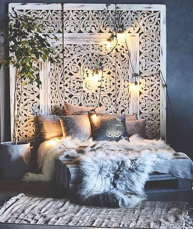 124 besten boho orient bilder auf pinterest | orientalisch, Schlafzimmer ideen