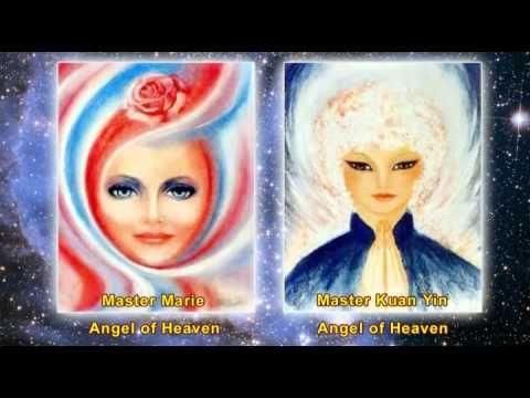 EN movie 4 spaceships taken from mir and spaceshuttles. www.angels-heaven.org