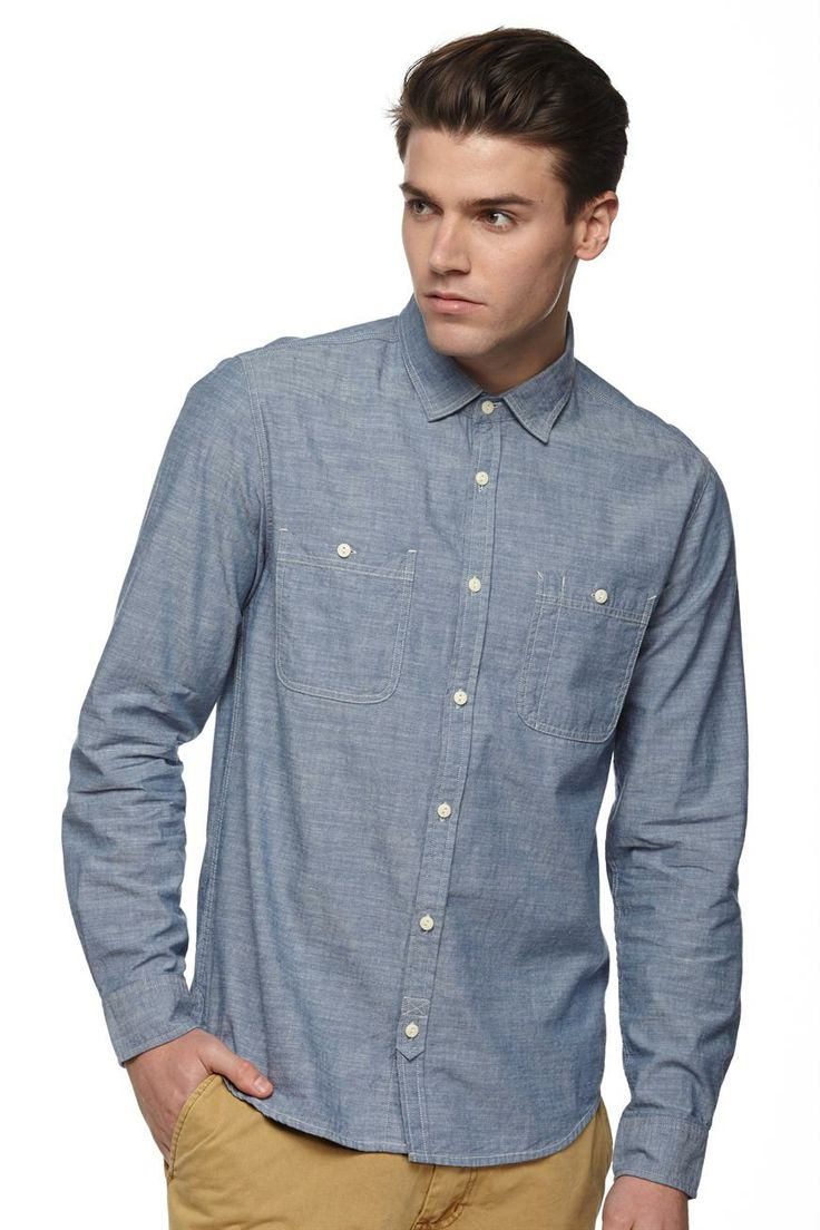 the chambray shirt | Cotton On