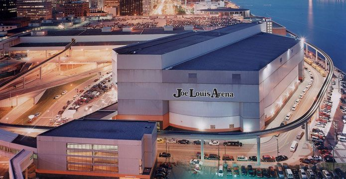 $3,25 millions pour réparer le parking du Joe Louis Arena http://www.ostadium.com/news/164/325-millions-pour-reparer-le-parking-du-joe-louis-arena