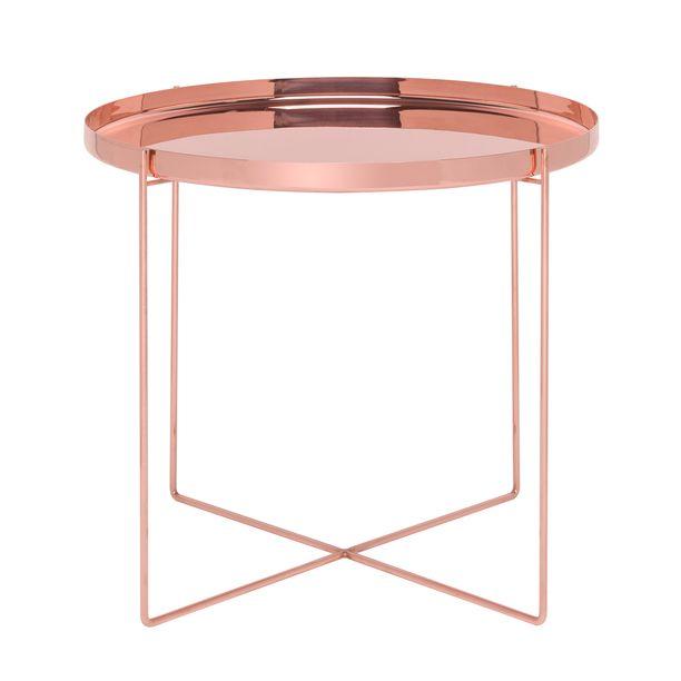 Habibi Tray 22.5 Copper furniture, copper, coffee & side tables
