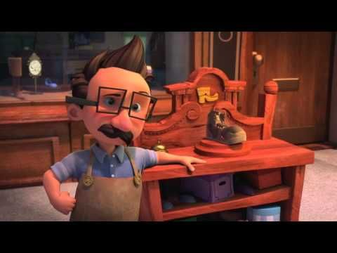 "CGI 3D Animated Short HD: ""The Small Shoemaker"" - by La Petite Cordonnier Team - YouTube"
