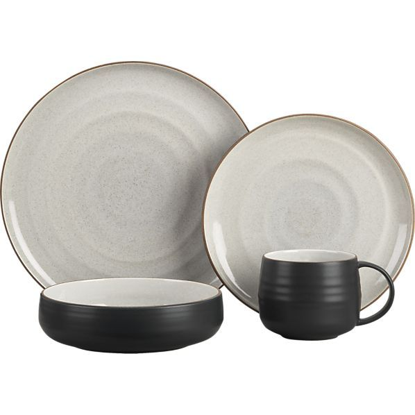 18th St. Dinnerware in Dinnerware Sets | Crate and Barrel