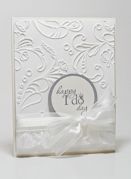 Happy I Do Day! - A New Ink on Life #weddingcards