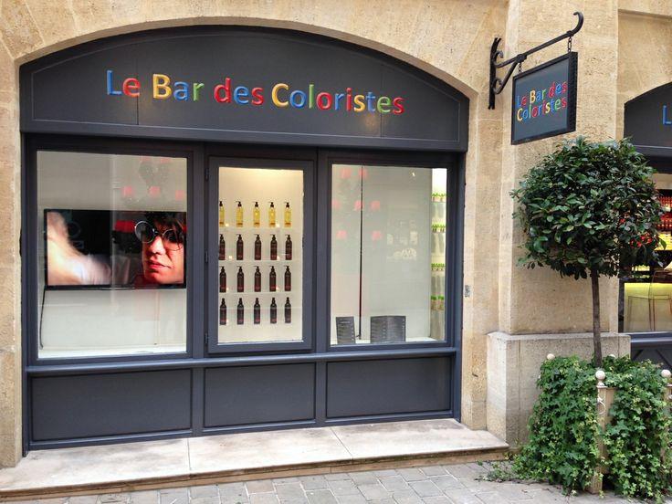 18 best idee salon de coiffure images on pinterest hair salons hair dos and armchairs - Salon de coiffure bar le duc ...