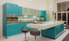 2016 Turquoıse Kitchen Designs