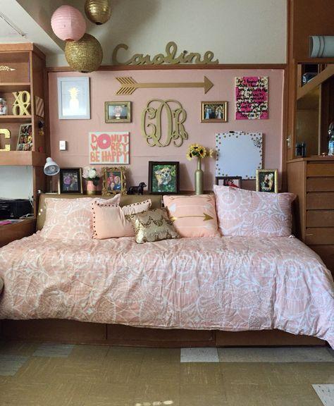 Texas Tech Dorm Room. Chitwood Hall Part 93