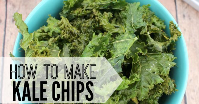 Looking for a recipe for homemade kale chips? Make this Easy kale chip recipe - Oven Baked Kale Chips. How to make kale crisps that are crispy and delicious