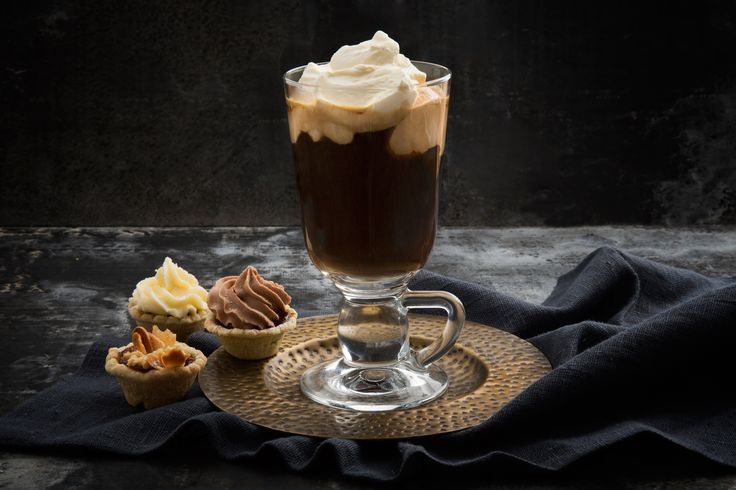 A little indulgence is a wonderful thing. Try our Simply Better Irish Coffee with Farmhouse Irish Whiskey Cream and Mini Mince Pies