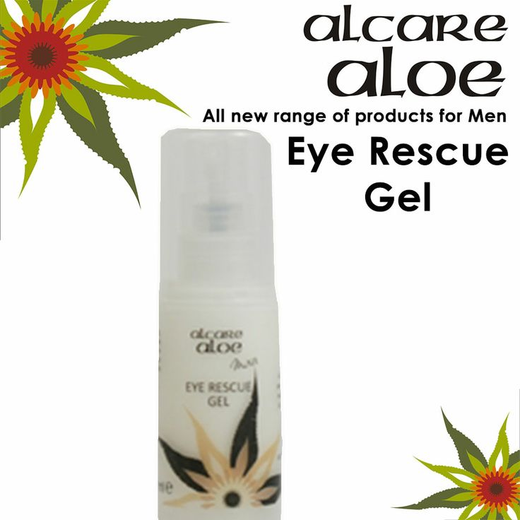 Alcare Aloe now have a range for range for Men Eye Rescue Gel (tube) Enriched with Aloe ferox extract, this skin energizer effectively penetrates to deliver the key benefits when applied to the sensitive skin area around the eyes. Order online: http://on.fb.me/1fJVdeb Become an agent: http://on.fb.me/1bxnP99 #aloe, #beauty, #men