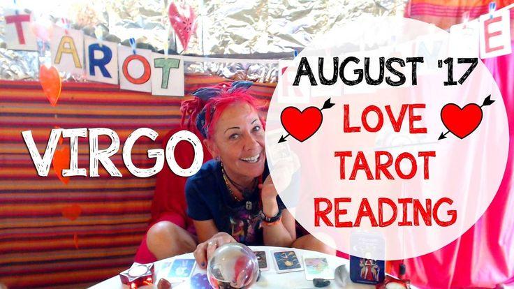 VIRGO TAROT LOVE PREDICTIONS AUGUST 2017