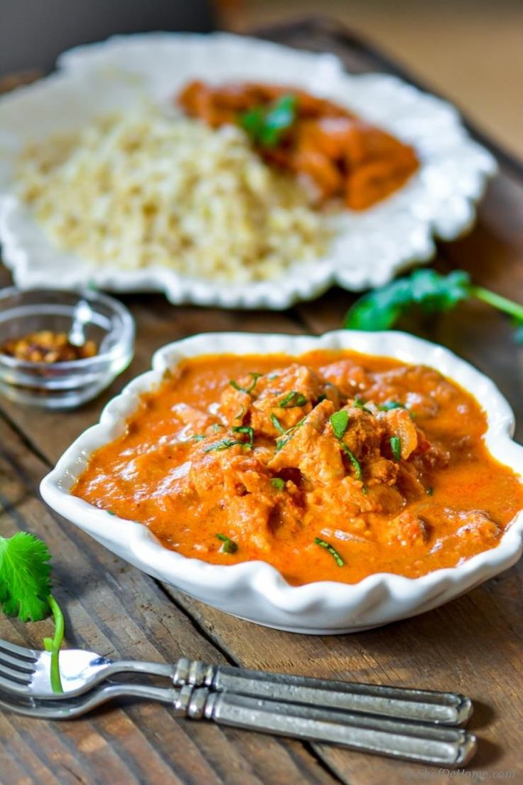 How about coming home from work, and a restaurant quality Indian Butter Chicken dinner is waiting for you?! Sounds tempting? Isn't it? This is the charm of slow cooker, my friends. Today, I'm givi...