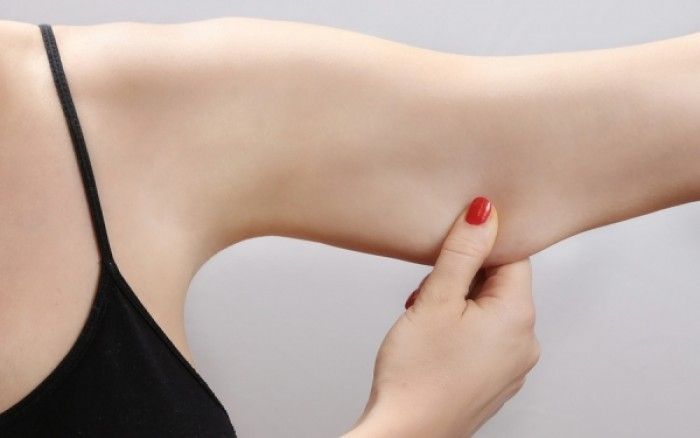 Ασκήσεις για να αντιμετωπίσετε τη χαλάρωση στα μπράτσα (βίντεο)