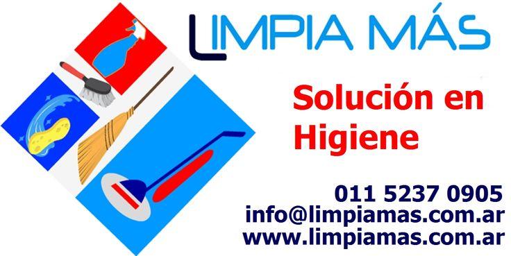 LIMPIA MAS Empresa de limpieza para Pymes Tel. 011 5237 0905 Mail. info@limpiamas.com.ar Web. www.limpiamas.com.ar