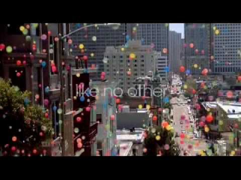 "▶ Sony Bravia LCD TV Advert (Bouncy Balls) & ""The Making of"" - YouTube"