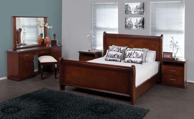 Savannah Bed.