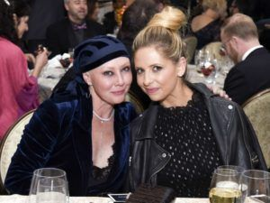 Sarah Michelle Gellar Opens Up About Working Out With Shannen Doherty  PEOPLE.com