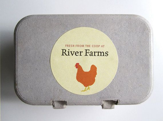 Egg carton labels custom packaging food by for Egg carton labels template