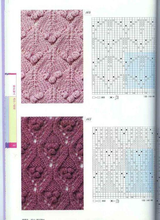 p164-5 PONTOS DE TRICO - Donna Taylor - Picasa Web Albums