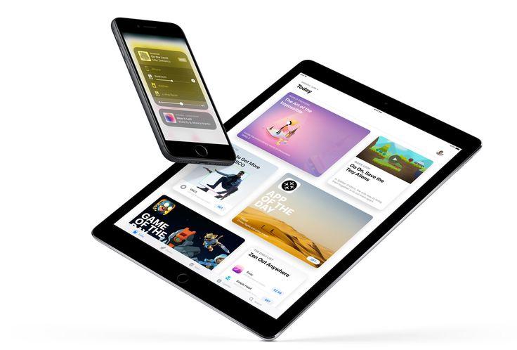 BilgiBizde Yazılar - Apple iOS 11'de Neler var?