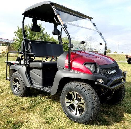 Brand New Gas Golf Cart UTV Hybrid Linhai Big Horn 200 GVX