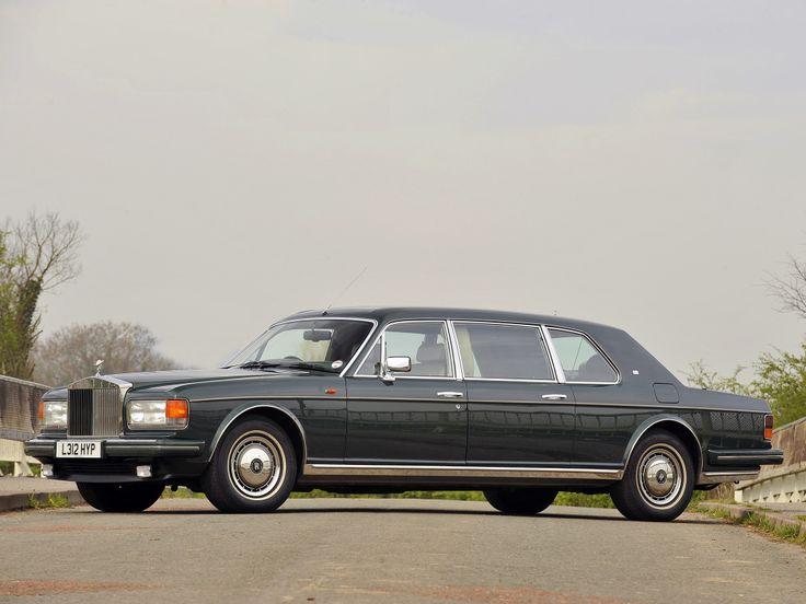 1994 Rolls-Royce Silver Spur III Limousine by Park Ward