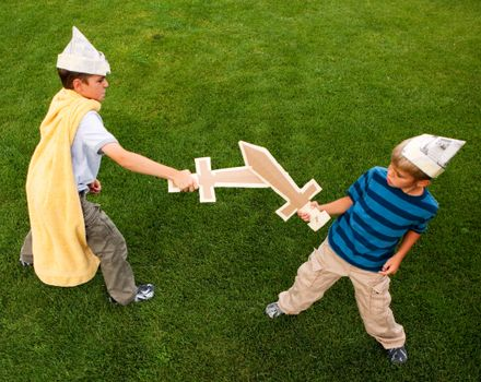 Should You Set Limits for Pretend Play?