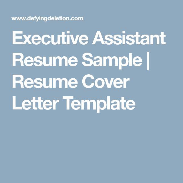 Ponad 25 najlepszych pomysłów na Pintereście na temat Sample - sample assistant resume cover letter