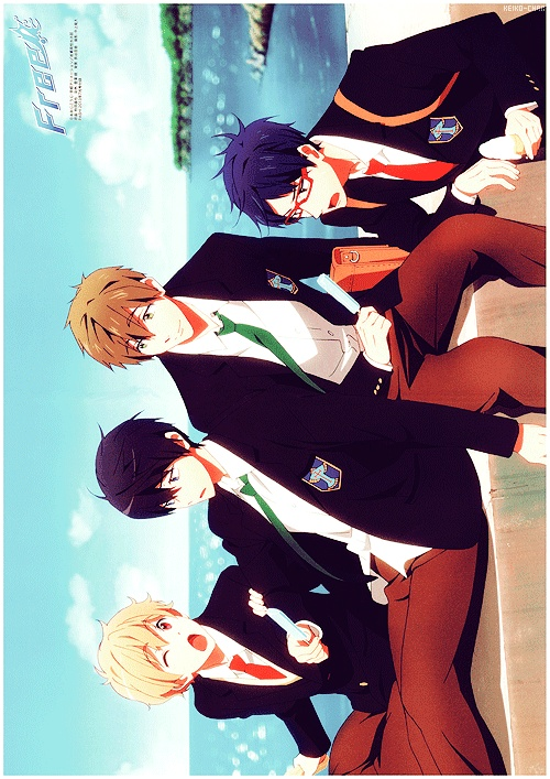 I am in love with this anime...
