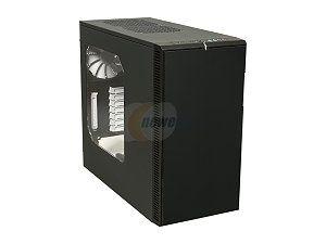 Fractal Design Define R4 with Window Black Pearl Silent ATX Mid Tower Case