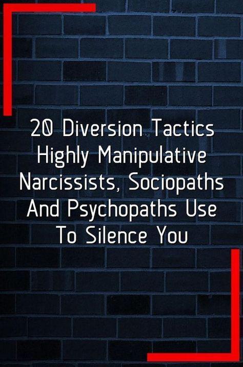 Psychopathic sociopathic personalities