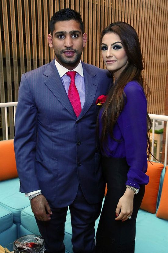 Amir-Khan-Faryal-Makhdoom-Divorce Amir Khan Files For Divorce From Faryal Makhdoom