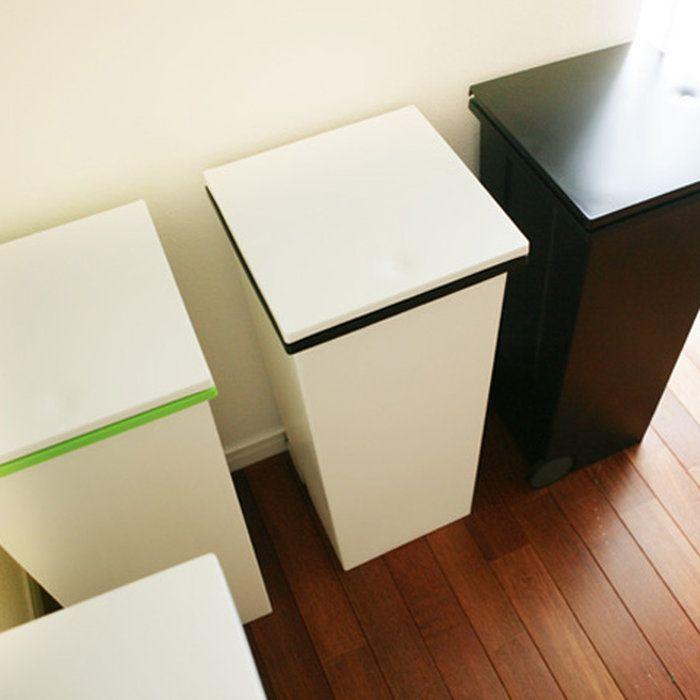 kcud(クード)SQUAREプッシュペール ゴミ箱