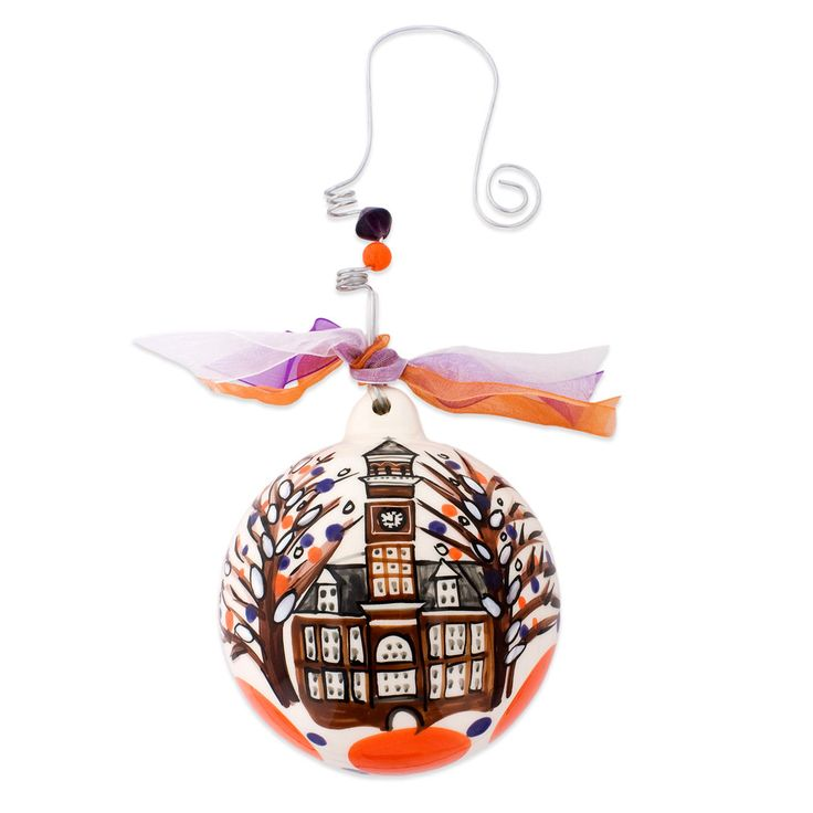Clemson Christmas Tree: 1000+ Images About House Divided Christmas On Pinterest