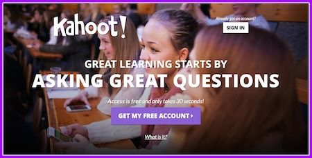 Are You in Kahoot(s) Yet? - The Organized Classroom Blog
