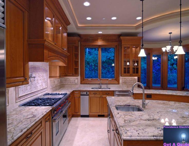 Home Kitchen Lighting