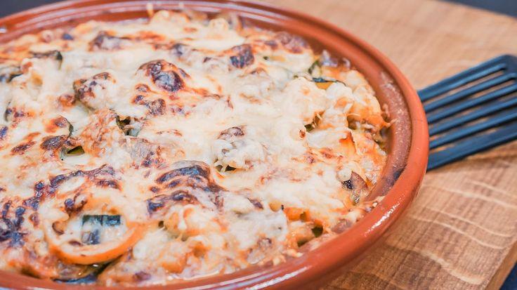 Lasagne met zeevruchten | VTM Koken