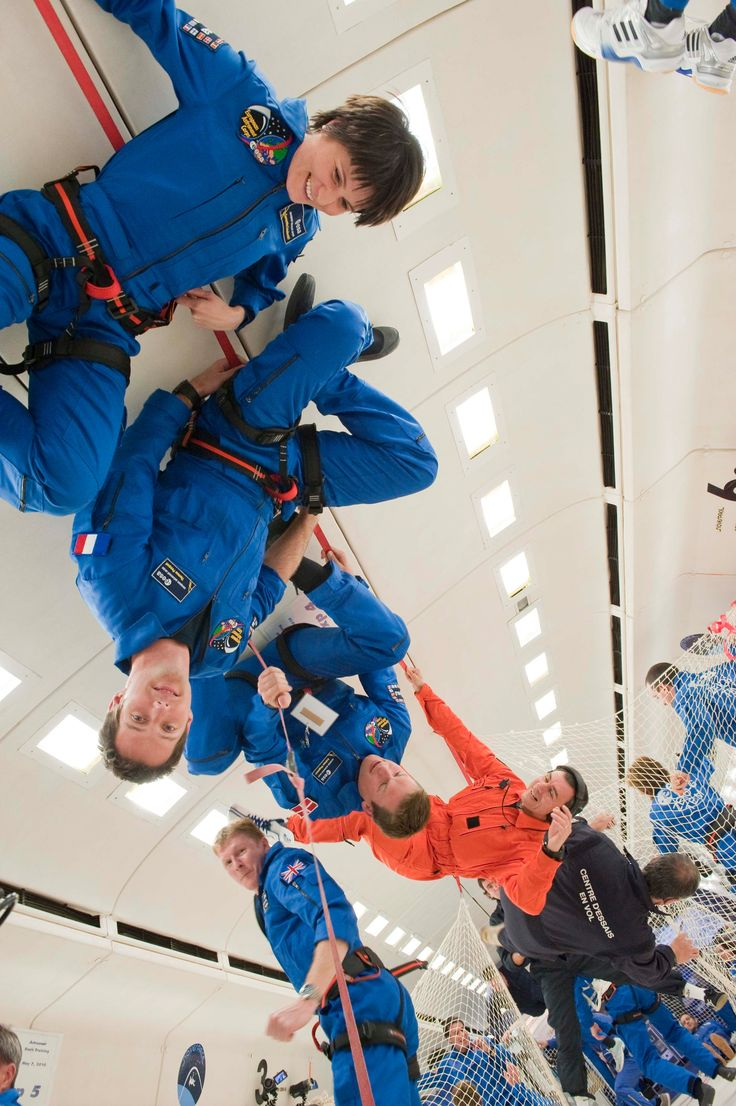 Astronaut school: Tim Peake trains for space - in pictures