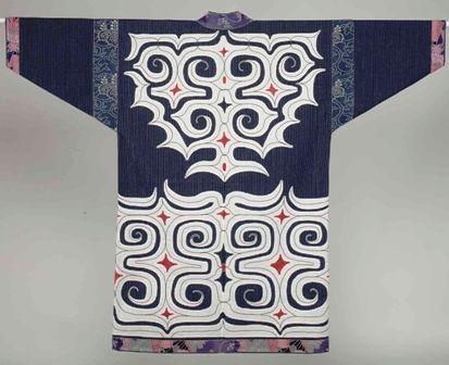 Ainu clothes : Japan