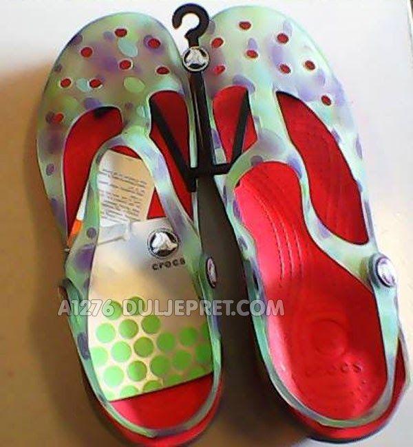 A1276 Sepatu Wanita Fleksibel CROCS