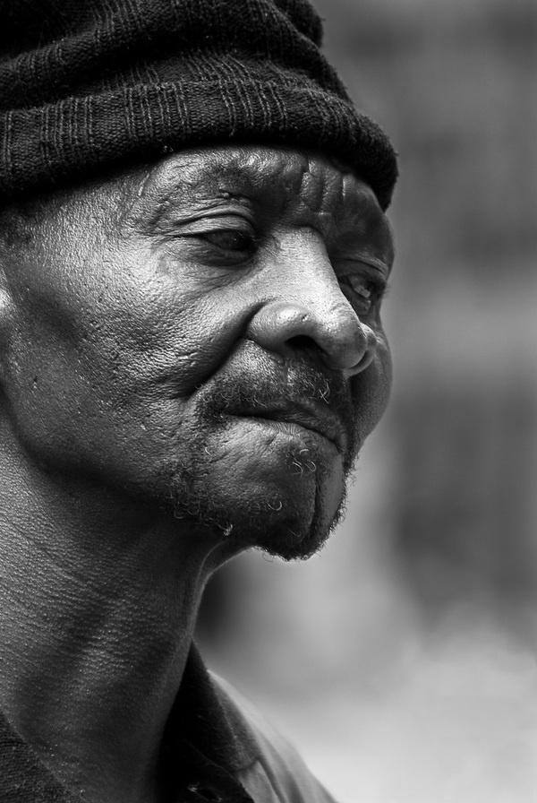 Bree Street Portraits by Sarah Shorten, via Behance