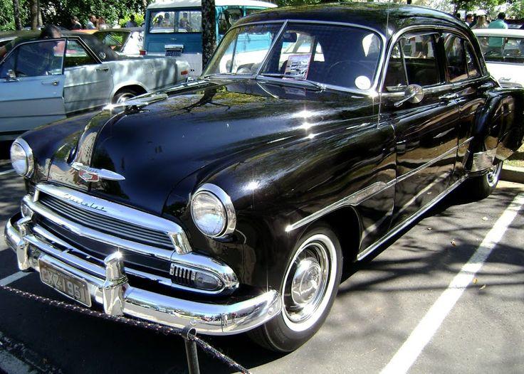 Chevrolet De Luxe 1951