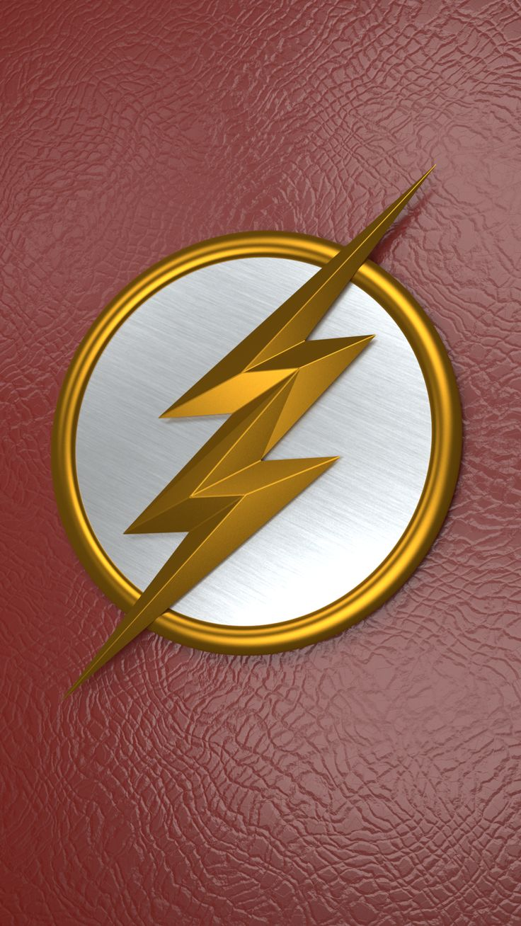 The Flash Logo Wallpaper Flash wallpaper, The flash