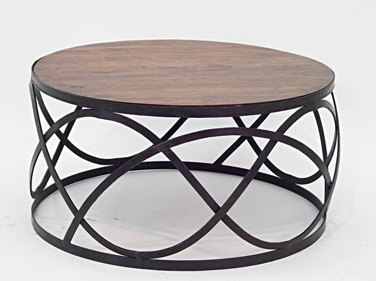 http://www.artbambou.com/table-basse-ronde-fer-forge-palissandre-7279