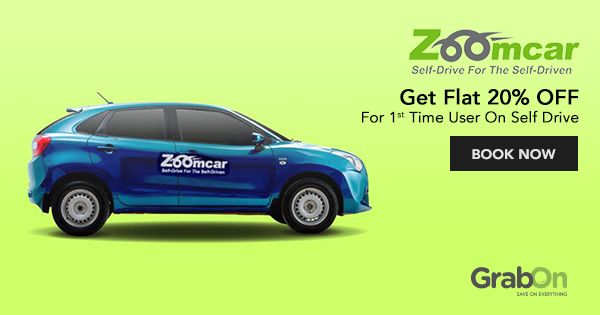 If you like to drive, this #ZoomCar self-drive offer is perfect for you.  #Drive #Travel #weekend