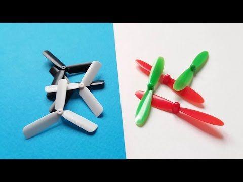 Hubsan X4 (H107C) 3 leafs vs. 2: part 2 (#152) - YouTube