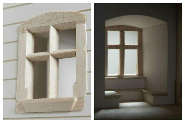 Castle of Füzér section model Scale: 1:25  #godel #architect #architecture #archmodel #model #castle #hungary