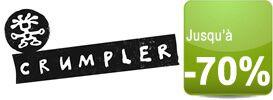 Sacs, housse et étuis pour téléphones ou tablettes soldés jusqu'à -70% chez Crumpler
